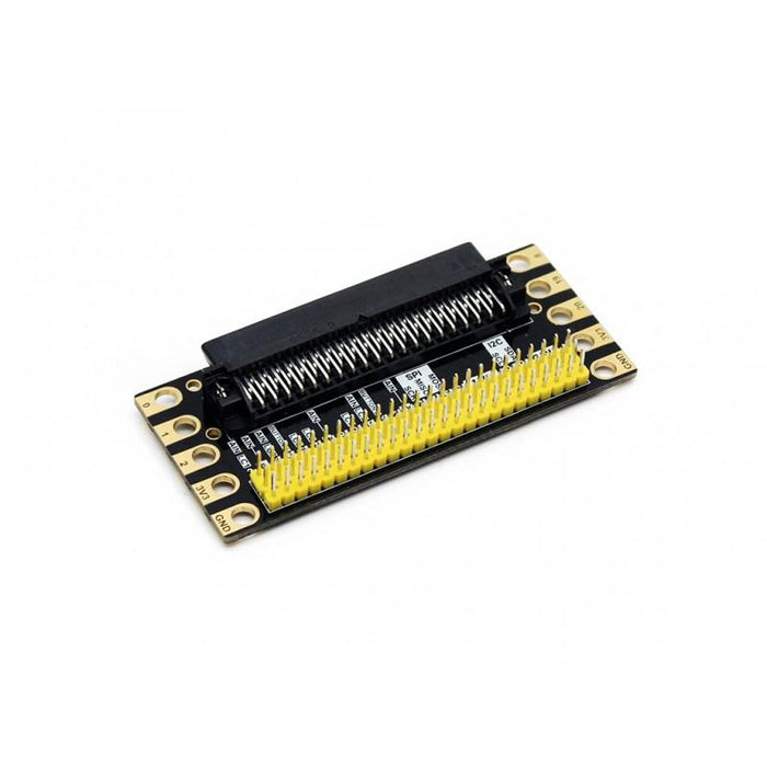 3-in-1 BBC micro:bit Sense Pack (Includes micro:bit , 7 Sensors and Edge Connector Breakout)