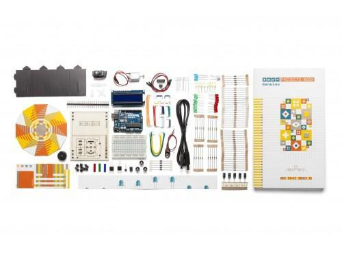 Arduino / Genuino Multi-Language Starter Kit