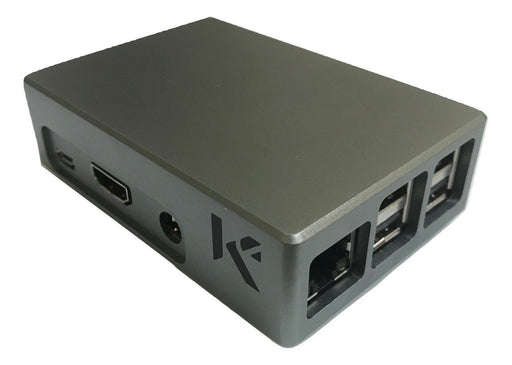 KKSB Raspberry Pi 3 B Aluminium Case heatsink - KKSB Cases