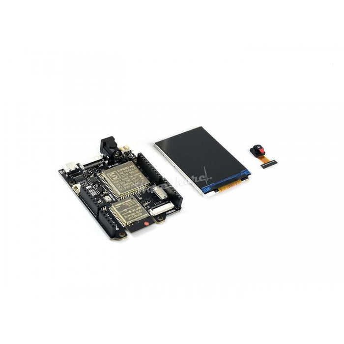 Maixduino AIoT Developer Kit with 2.4-inch TFT Display and OV2640 Camera