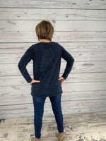 Mineral Wash Longsleeve Top
