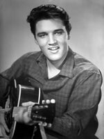 Edward Lunch - Elvis Presley, Love me Tender