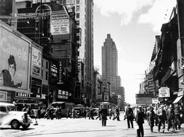 Liby - New York, 42nd Street