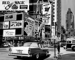 Alain Bertrand - Advertising in the City