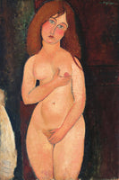 Amadeo Modigliani - Venus