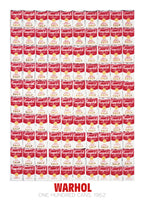 Andy Warhol - One Hundred Cans, 1962