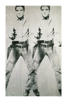 Andy Warhol - Elvis,1963 Double