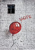 Edition Street Art - Hope