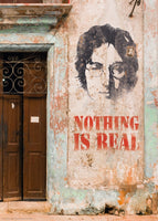 Edition Street Art - Nothing is real