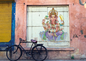 Edition Street Art - Ganesha