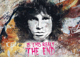 Edition Street Art - Is this really the end