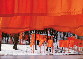 Christo & J.C. - The Gates Nr.52 von S. Volz