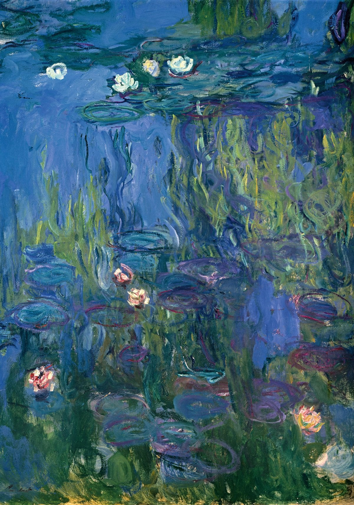 Claude Monet - Nympheas