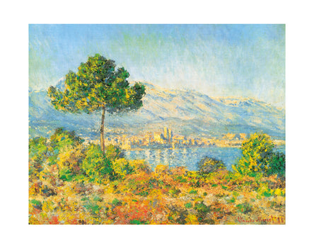 Claude Monet - Antibes 1888