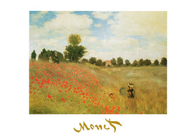 Claude Monet - Papaveri