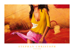 Stephan Christoph - Focused