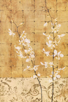 Chris Donovan - Blossoms in Gold I