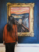 Escha Van den Bogerd - Watching The Scream