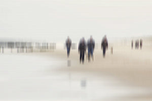 Gerhard Rossmeissl - Walking People II