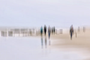 Gerhard Rossmeissl - Walking People III