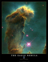 Hubble-Nasa - The Eagle Nebula