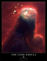 Hubble-Nasa - The Cone Nebula