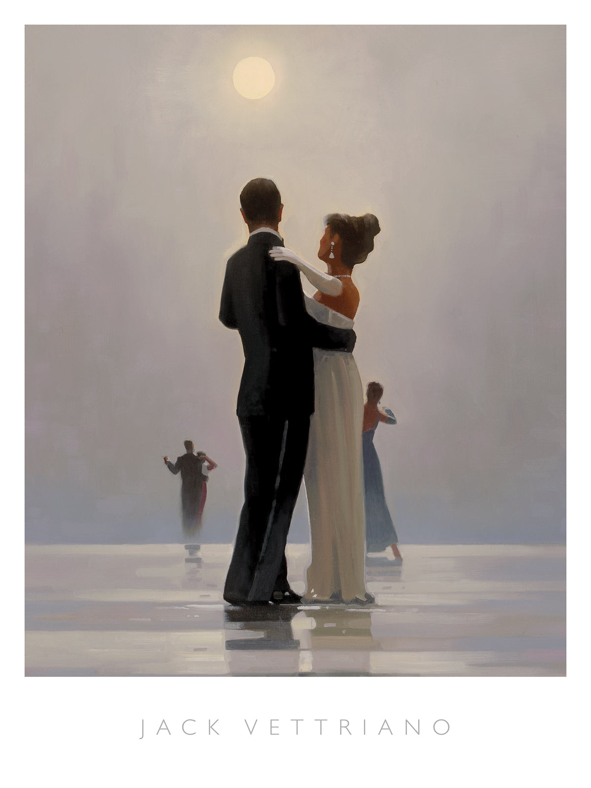 Jack Vettriano - Dance Me to the End of Love