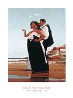 Jack Vettriano - The Missing Man II