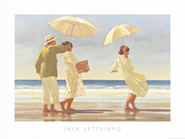 Jack Vettriano - The Picnic Party