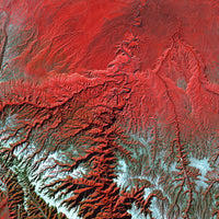Landsat-7 - Desolation Canyon