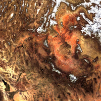 Landsat-7 - North America