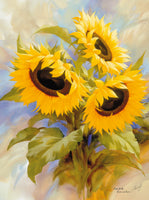 Igor Levashov - Sunflowers