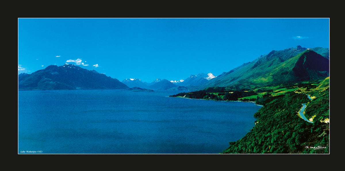 Thierry Martinez - Lake Wakatipu