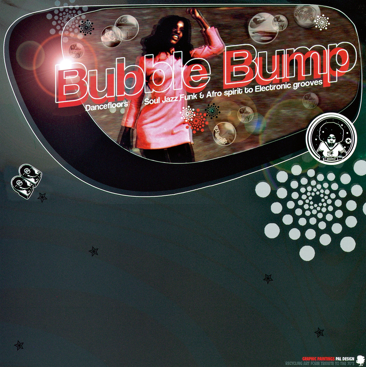 Pal Design - Bubble bump 1