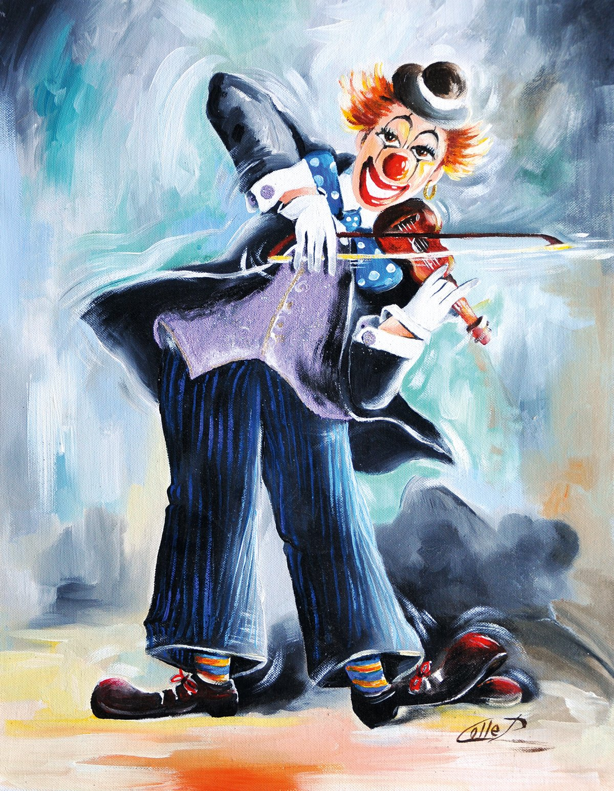 Pasquale Colle - Clown I
