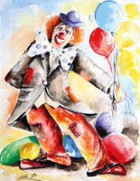 Pasquale Colle - Clown II