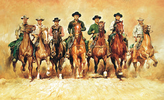 Renato Casaro - The magnificent Seven