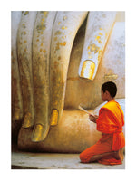 Hugh Sitton - The Hand of Buddha