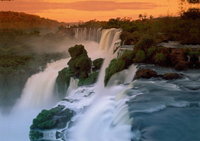 Thomas Marent - Iguazu Waterfall I