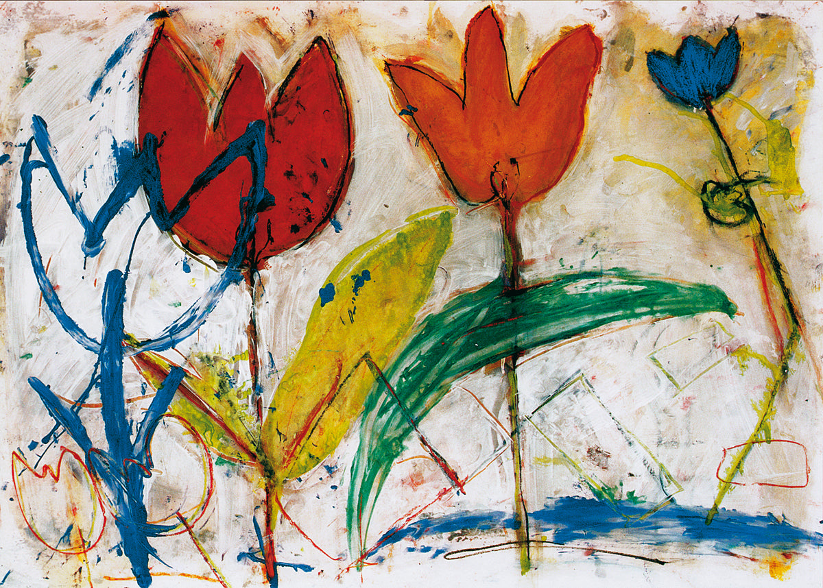 Ursula Meyer-Petersen - Tulips