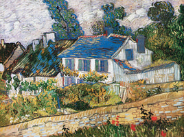 Vincent Van Gogh - Case ad Auvers