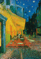 Vincent Van Gogh - Café at Night