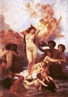 William Bouguereau - Die Geburt der Venus