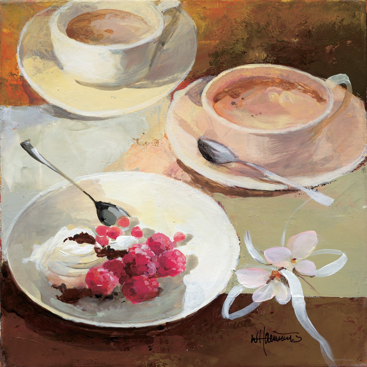 Willem Haenraets - Coffee time IV
