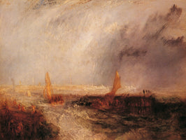 Joseph William Turner - Ostende
