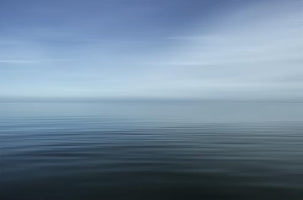 Gerhard Rossmeissl - blue sea II