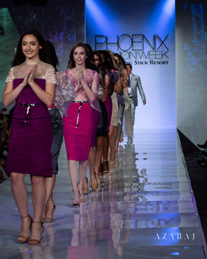Orlando Dugi Phoenix Fashion Week Runway