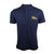 FULLY CHARGED BLUE POLO SHIRT