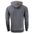 FULLY CHARGED GREY HOODIE