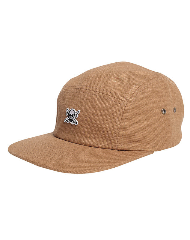 ICON CAMPER HAT :: CAMEL